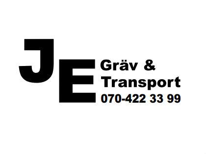 JE GRÄV & TRANSPORT