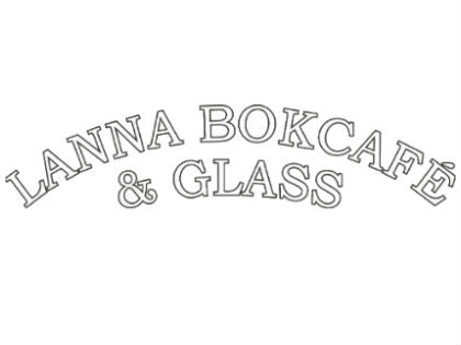 LANNA BOKCAFÉ & GLASS
